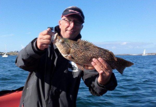 Pêche en mer 5/9/2015