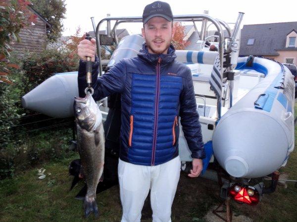 Pêche en mer à 2 bateaux 17/10/2015