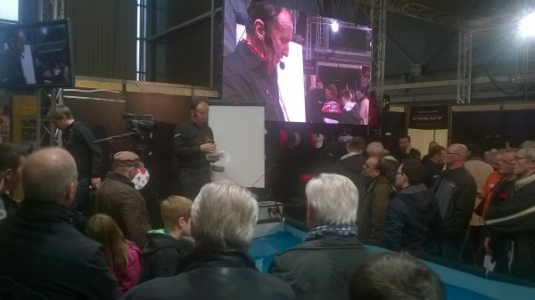 Salon de la pêche Nantes 2016