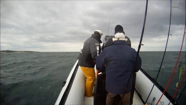 Première sortie 2016 de pêche en mer samedi 23 avril