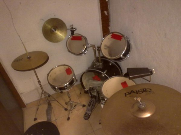 My drums bass ? ! :p