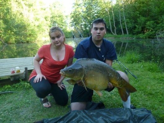 pêche rapide d'un soir echarcon
