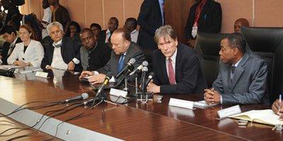 Partenariat Banque Mondiale-Côte d'Ivoire/les efforts de redressement économique du gouvernement Soro reconnus : le point d'achèvement pourrait être atteint avant juin