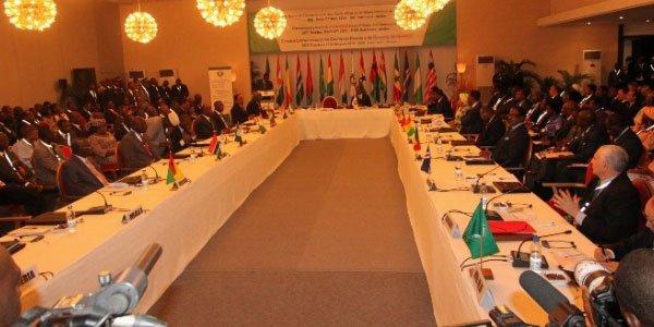 Coup d'Etat au Mali : Sommet extraordinaire de la CEDEAO à Abidjan, le Premier ministre Ahoussou Jeannot et son gouvernement participent aux travaux