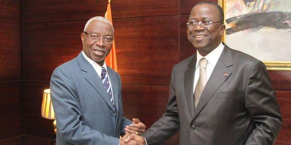 Coopération CI - Congo : L'Energie au centre des échanges entre le Premier ministre Ahoussou et le ministre Congolais de l'Energie et de l'Hydraulique