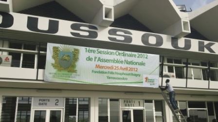 Yamoussoukro aux couleurs de la Rentrée parlementaire