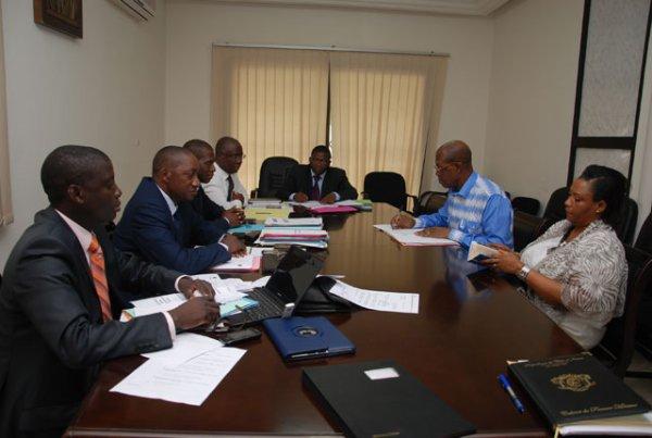 Le directeur de Cabinet du président de l'Assemblée nationale échange avec le Groupe parlementaire du PDCI