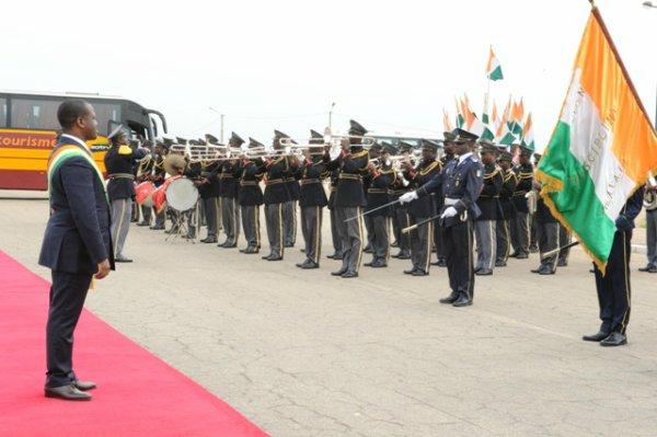 Le Bureau de l'Assemblée nationale convoqué à une séance de travail ce lundi 14 mai 2012