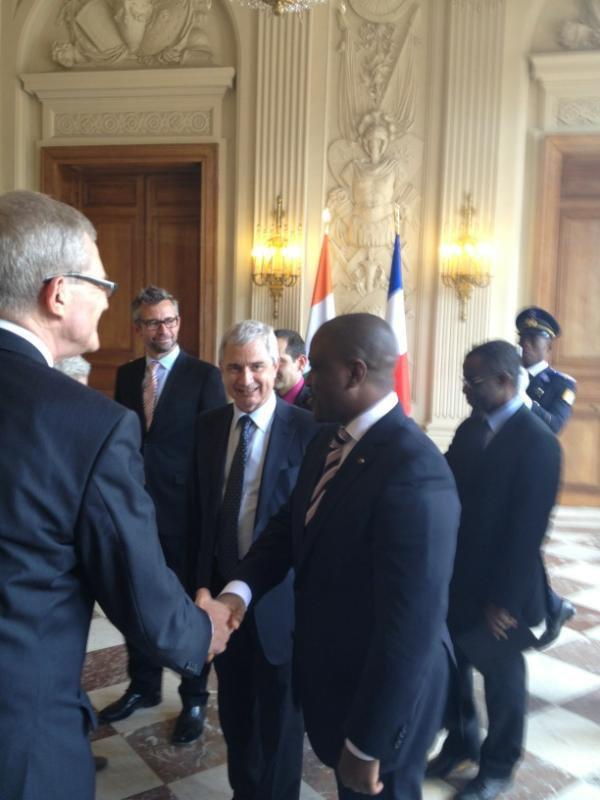 Guillaume Soro de retour en  France : Mutisme béant des journaux proches de l'opposition sur le sujet