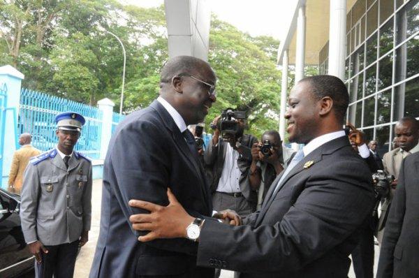 Assemblée nationale : Le Premier ministre Ahoussou Jeannot déroule toute  la politique générale du gouvernement
