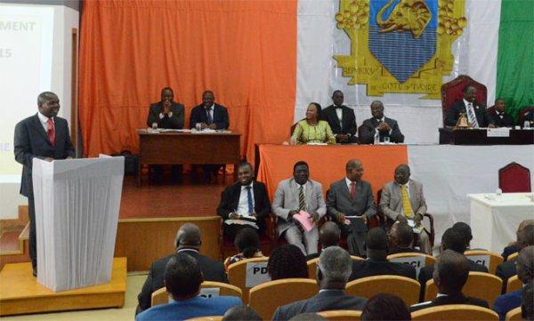 Assemblée nationale : Mabri décortique les incidences du PPTE sur la Vie de la Nation