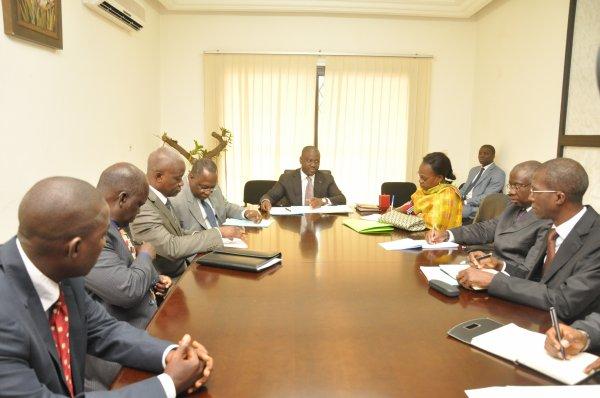 Fonctionnement de l'Assemblée nationale : Cinq bureaux de commissions font des propositions au Pan Guillaume Kigbafori Soro