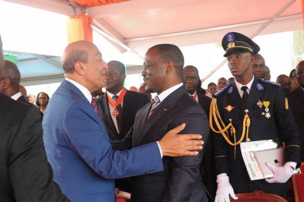 Fête nationale : Le Président de l'Assemblée nationale a assisté à la cérémonie officielle commémorant le 52ème Anniversaire de l'Indépendance