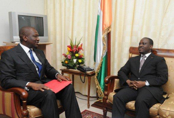 Situation sécuritaire en Côte d'Ivoire : Le ministre Hamed Bakayoko fait le point au Président de l'Assemblée nationale