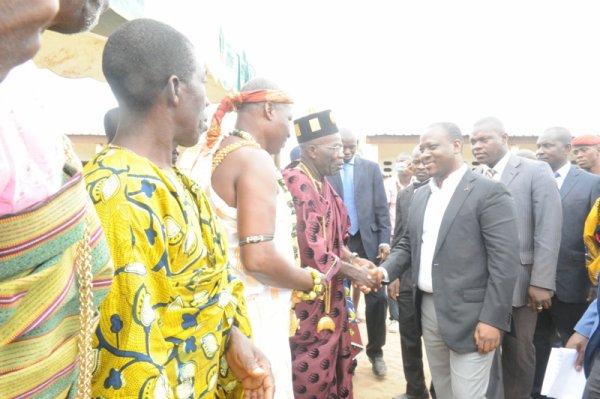Guillaume Soro, Roi des Avikam de Lipkilassé / Dpt de Grand-Lahou : le Président du Parlement ivoirien ressuscite les alliances inter-ethniques