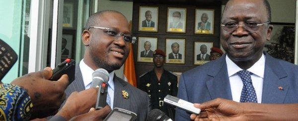 Face à des attaques terroristes, il est du devoir de tout citoyen d'apporter sa contribution (PAN Guillaume Kigbafori Soro)