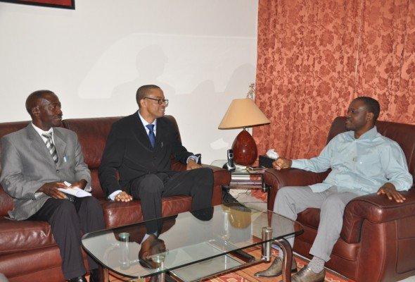 Défense de la démocratie ivoirienne : Le PAN Guillaume Soro reçoit les auteurs du livre ''Regards croisés sur la crise post-électorale''