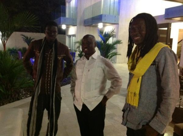 Culture/ Guillaume Soro dine avec le Groupe sénégalais DAARA J Family
