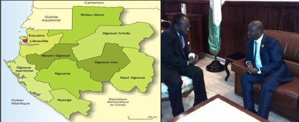 2ème Rentrée Parlementaire au Gabon : Le Président Guillaume Kigbafori Soro invité