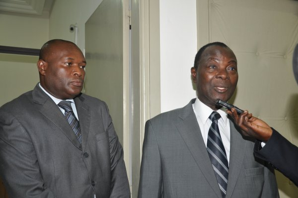 Audience : Le Professeur Saliou Touré chez le Président de l'Assemblée nationale