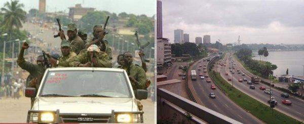 Après le 19 Septembre 2002, un vent nouveau plane aujourd'hui sur la Côte d'Ivoire