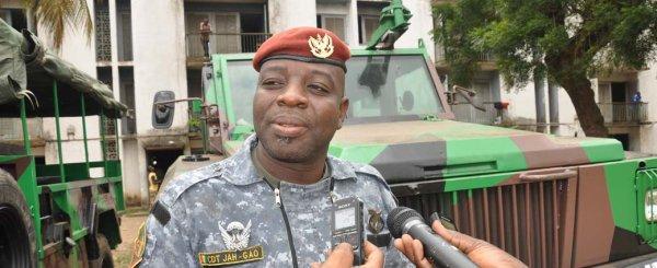 Le Commandant Koné Gaoussou dit Jah Gao parle du 19 septembre 2002.