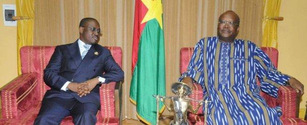 2ème Session Parlementaire du Faso : « votre cause dans l'histoire moderne des Nations, fut toujours la nôtre. Notre cause, la vôtre, à jamais » (GSK au Peuple Burkinabé)