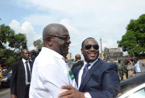 Campagnes pour les Municipales à Yopougon : Guillaume Soro apporte son soutien au candidat Kafana Koné