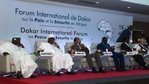 Forum sur la paix et la sécurité à Dakar : un cadre de réflexion qui intéresse au premier point Guillaume Soro
