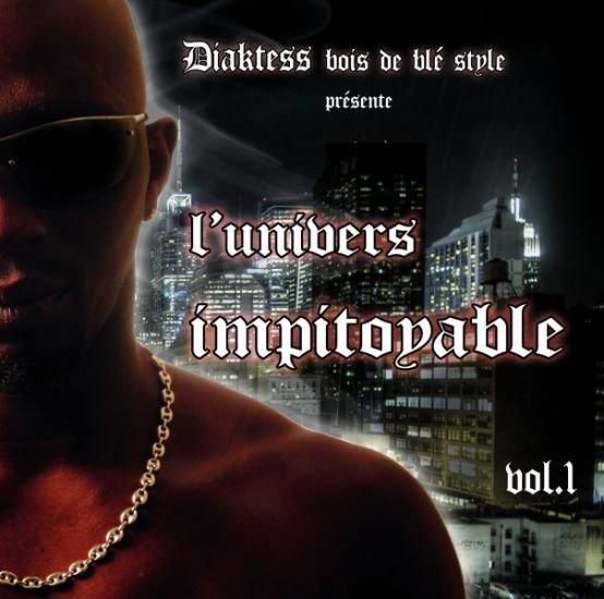 mixtape l'univers impitoyable vol.1 / l'univers impitoyable vol.1 (2014)