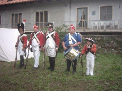 camp de pallazzo canavesse 2006