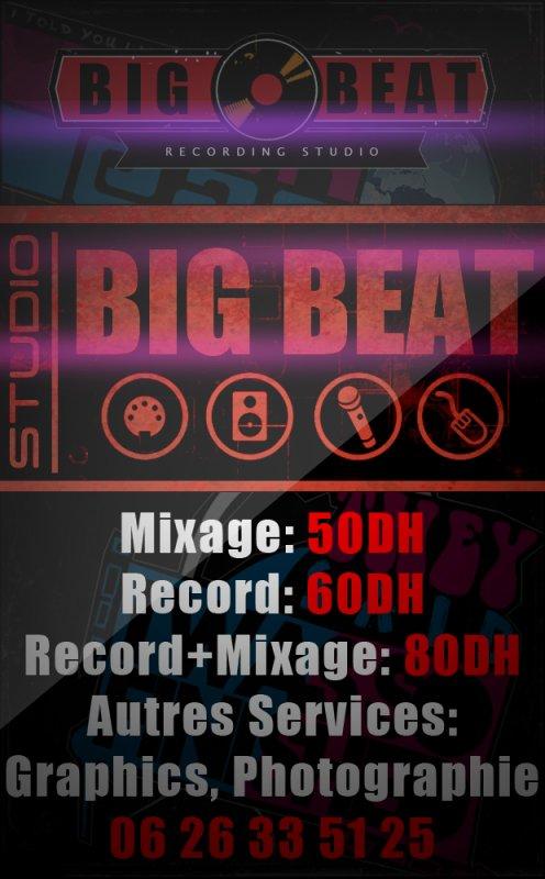 Studio Records & Mixage