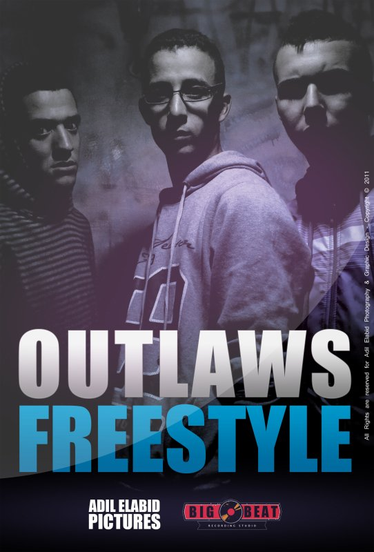 "Nv Titre De Group "" Outlaws "" FreeStyle Zayd Na9es"""