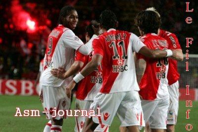 Le fil info As Monaco
