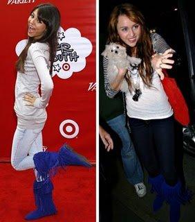 Victoria Justice, nouvelle idole des ados : Elle a tout piqué à Miley Cyrus !