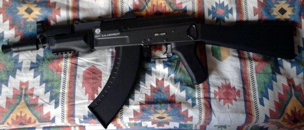 AK-47 SPETSNAZ
