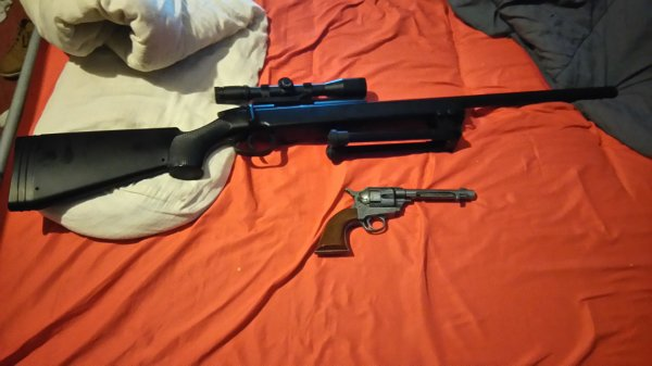Sniper Black Eagle M6