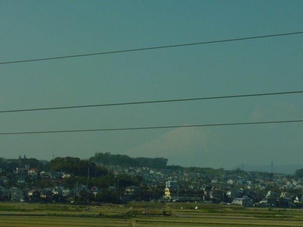 Le voyage de Sendaï à Kyoto, le 17/11/13