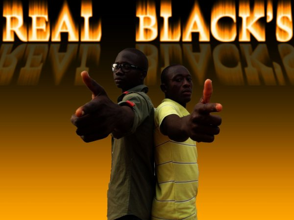 REAL BLACK'S