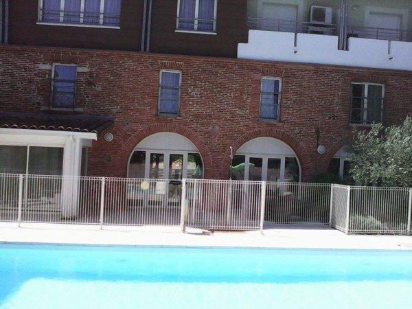 ma piscine !!