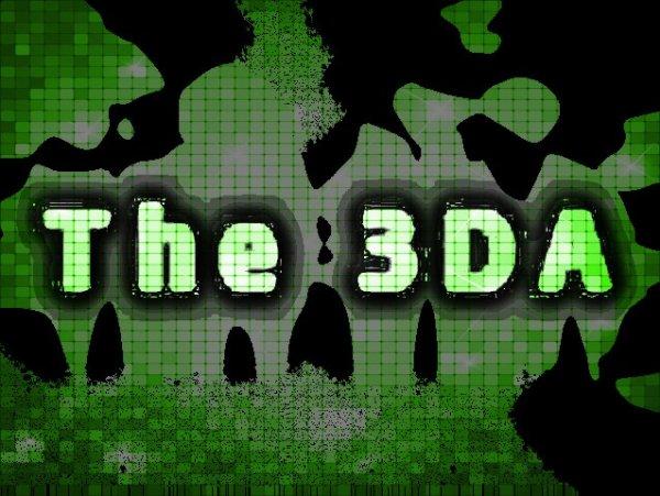 The 3DA are here