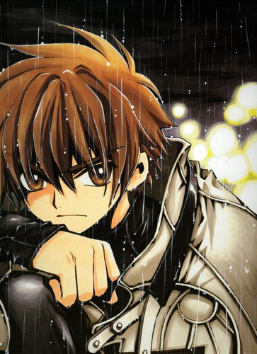 "Une petite citation du manga ""Tsubasa Reservoir Chronicle"""