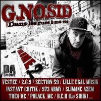 Dans les rues de ma vie Vol 2 / On Avance_Nosay/Haze/Vestee/G.No/Imploz/Casos VESTEE PROD (2010)