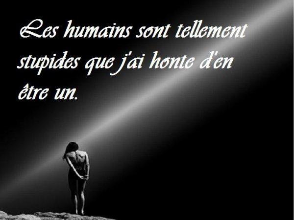 les humains