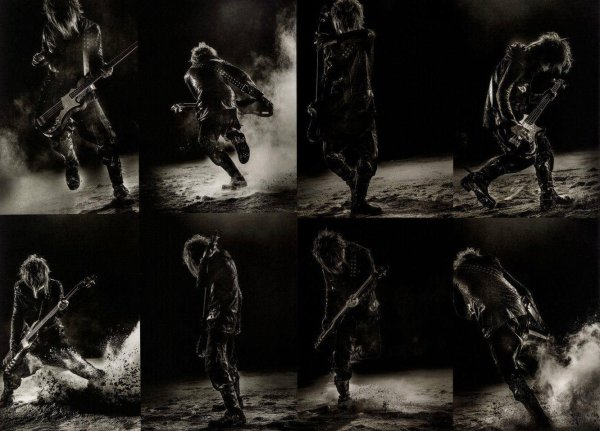Reita/れいた - GROAN OF DIPLOSOMIA [The GazettE]