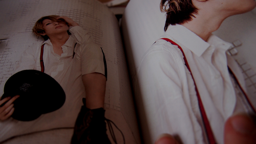 Shooting ROCK & READ 48, Saga [Alice Nine]