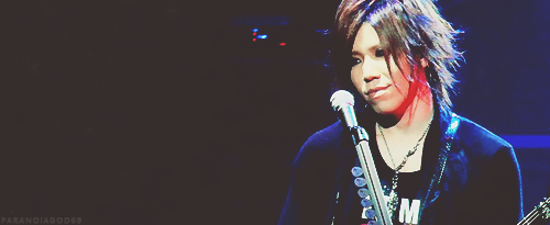 Aoi, Interview ROCK&READ OO4 [the GazettE] 2/3