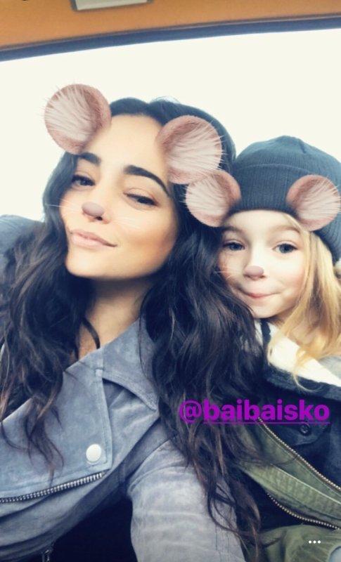 Ana and Sarah