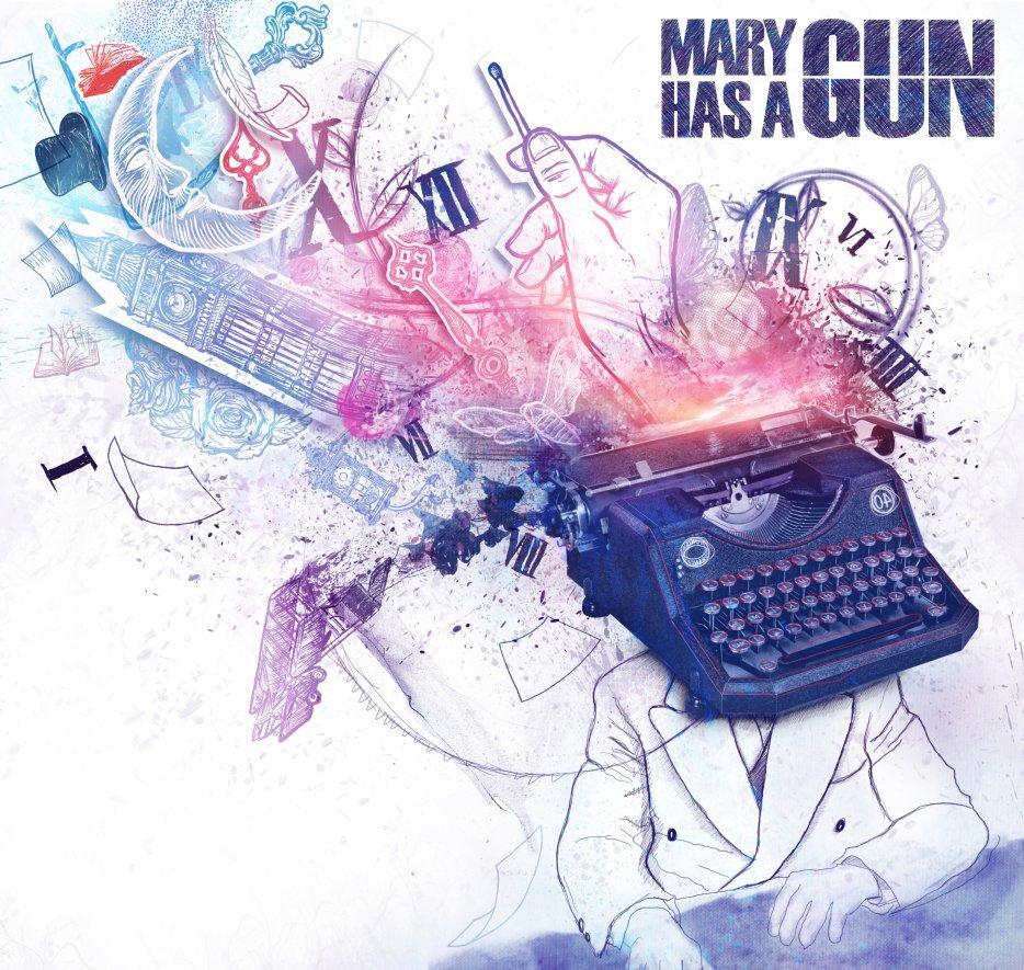 "[c=#0077ff][g]1er Album ""PM"" des Mary Has A Gun DISPONIBLE !![/g][/c]"
