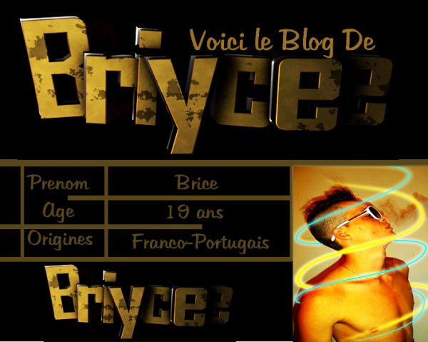 © Briycee Prod - 2013 - tous droits réservés